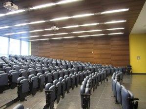 Wooden Panels -Classroom