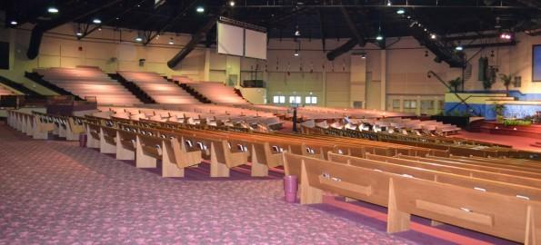 church acoustics