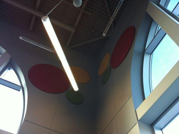 Circular panels