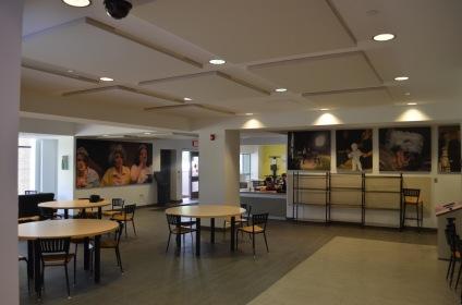 Cafeteria Lounge
