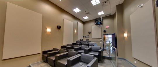 Cinemas And Theatres