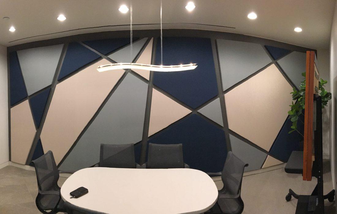 Acoustic Boardroom